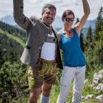 Georg Hackl & Ines Papert